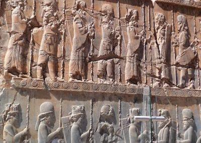 A freize at Persepolis