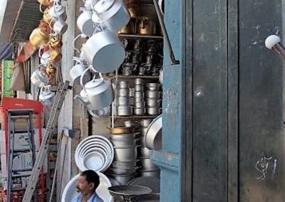 Pots and pans, Isfahan
