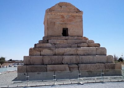 Tomb of Cyrus the Great at Pasargardae