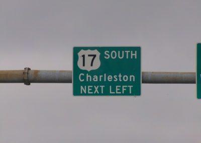 Charleston, SC, street sign