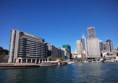 Circular Quay Sydney 2018