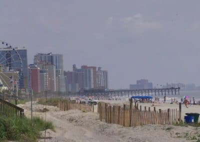 Development at Myrtle Beach, SC