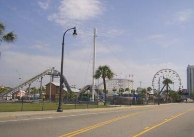 Fairground at Myrtle Beach, SC