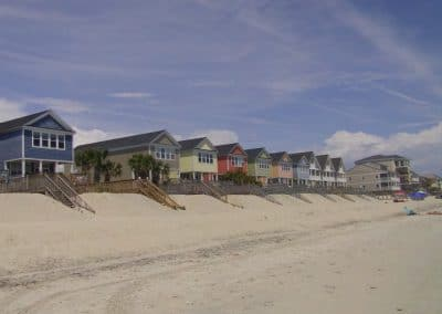 Holiday homes at Myrtle Beach, SC